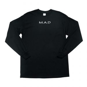 MAD Long Sleeve T-Shirt